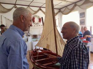 Sampaio da Nóvoa visitou o Núcleo de Amigos dos Pescadores de Matosinhos e a Associação dos Pescadores Aposentados de Matosinhos (20/08/2015).