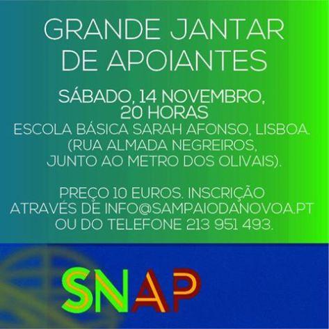 Jantar_Olivais