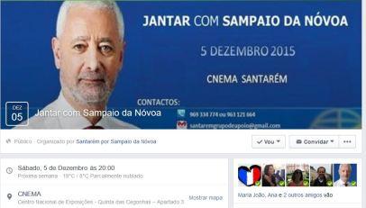 Santarém_Jantar