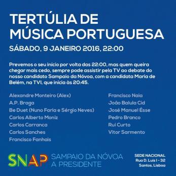 Tertúlia_Música